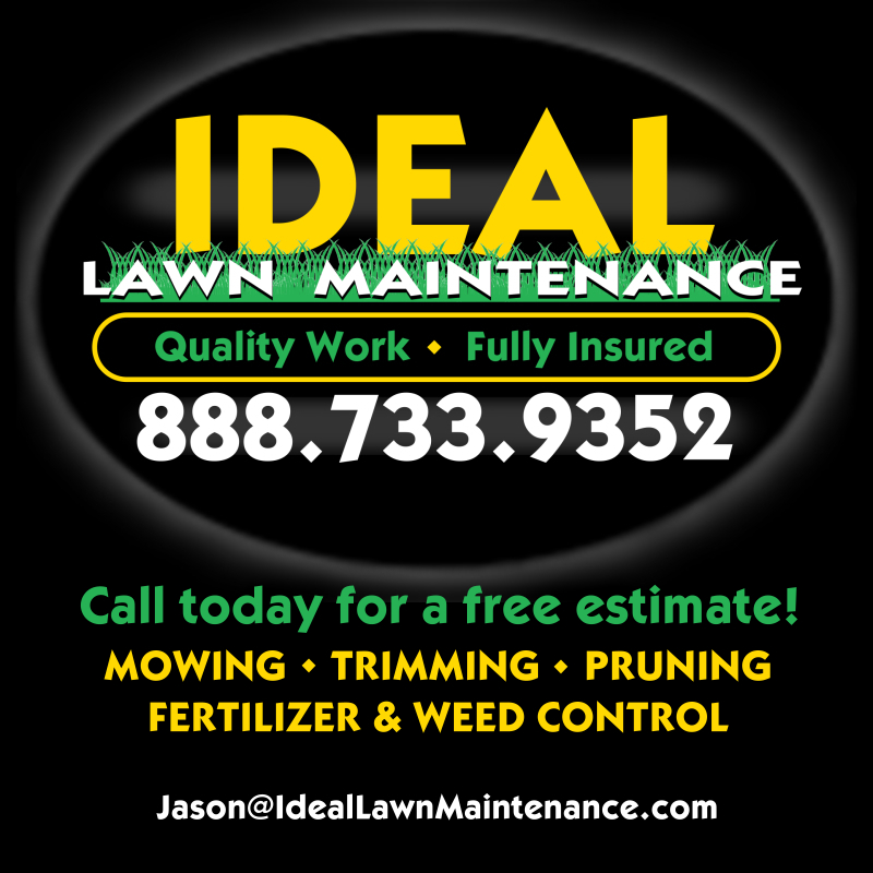 IDEAL LAWN MAINTENANCE