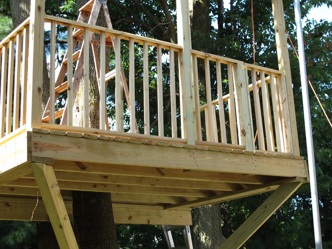 The Bradd S Treehouse